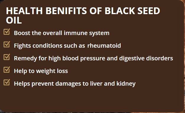 Health Benefits of Black Seed Oil on Teeth and Oral Care